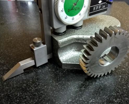 cnc piece parts